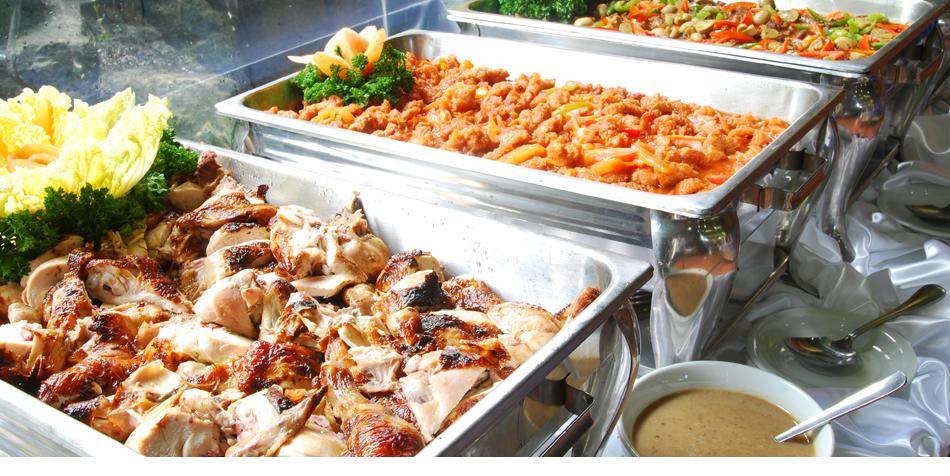 6 Tips On Choosing Halal Wedding Food Catering Wedding Catering Food