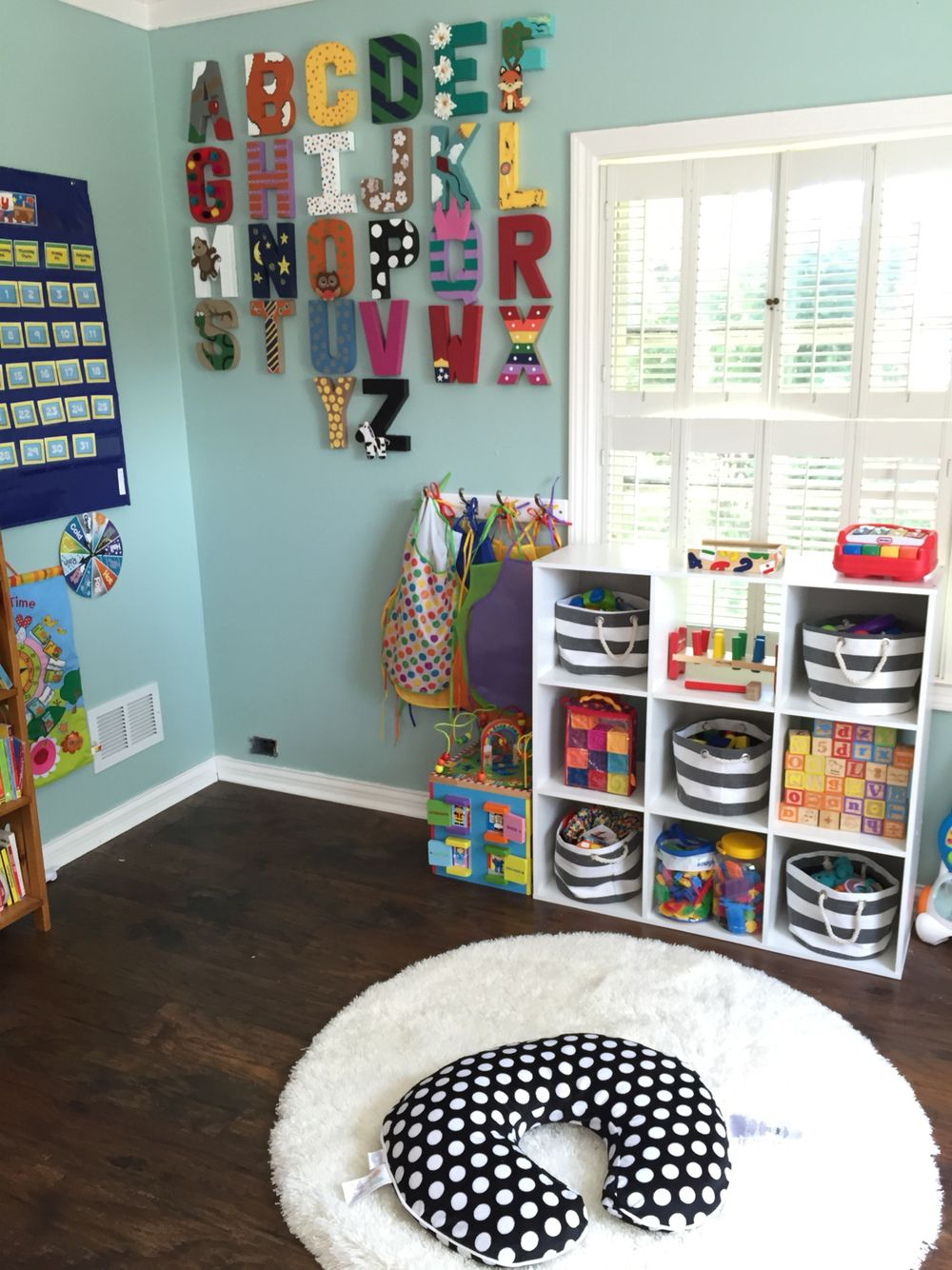 In home daycare pinteres Dacare room designs