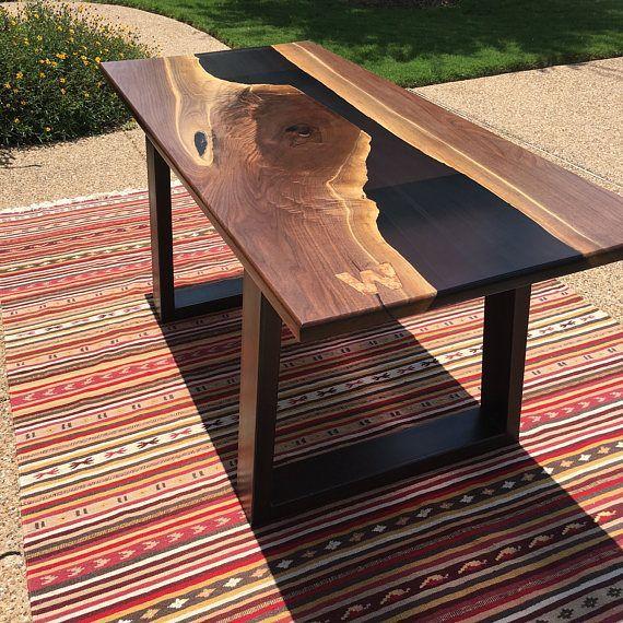 r sultat de recherche d 39 images pour fabriquer table bois et r sine bois r sine wood. Black Bedroom Furniture Sets. Home Design Ideas