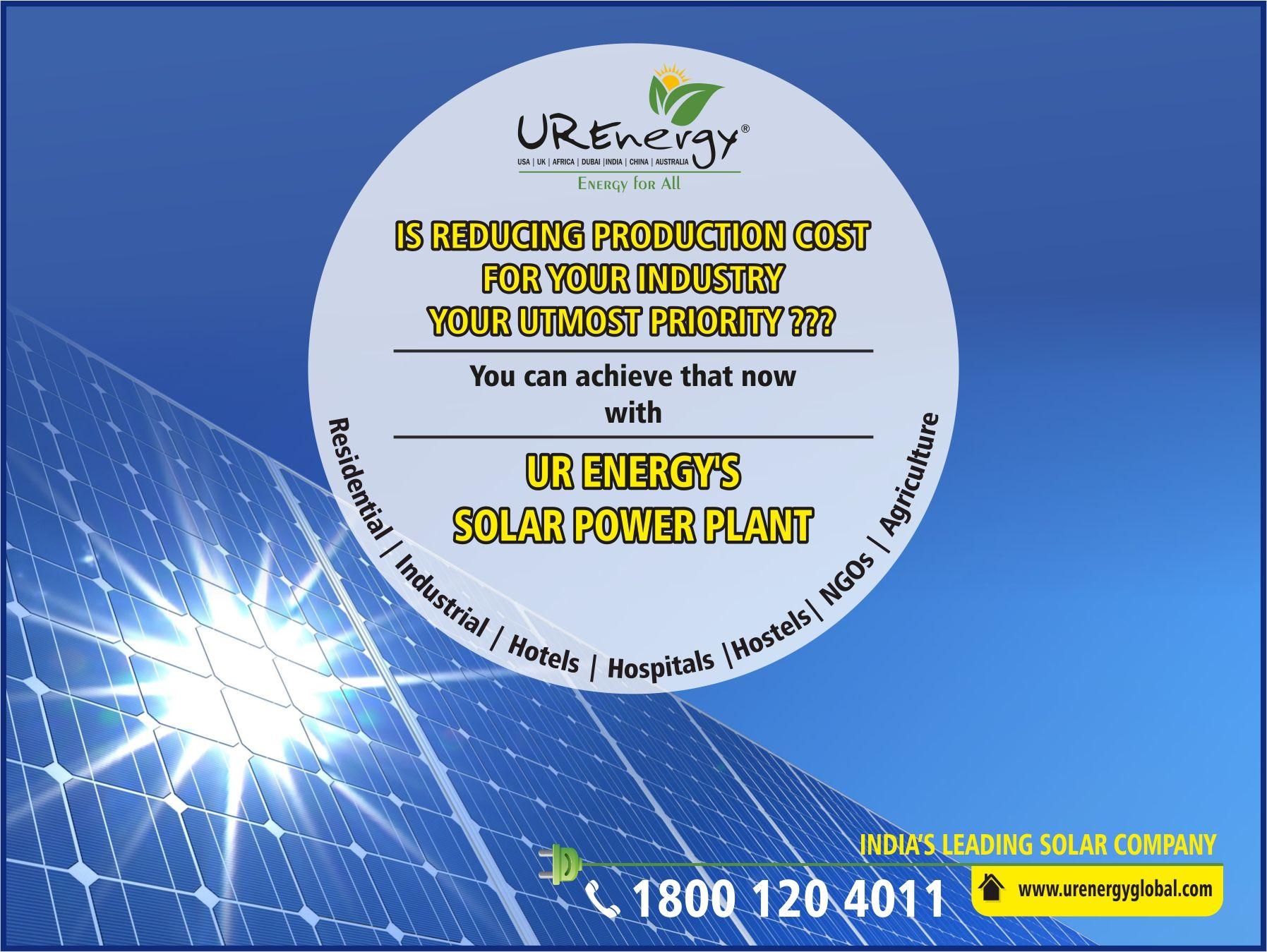 Rooftop Solar Panel Inverters Water Pump Solar Epc Gujarat India U R Energy Solar Solar Water Pump Solar Companies