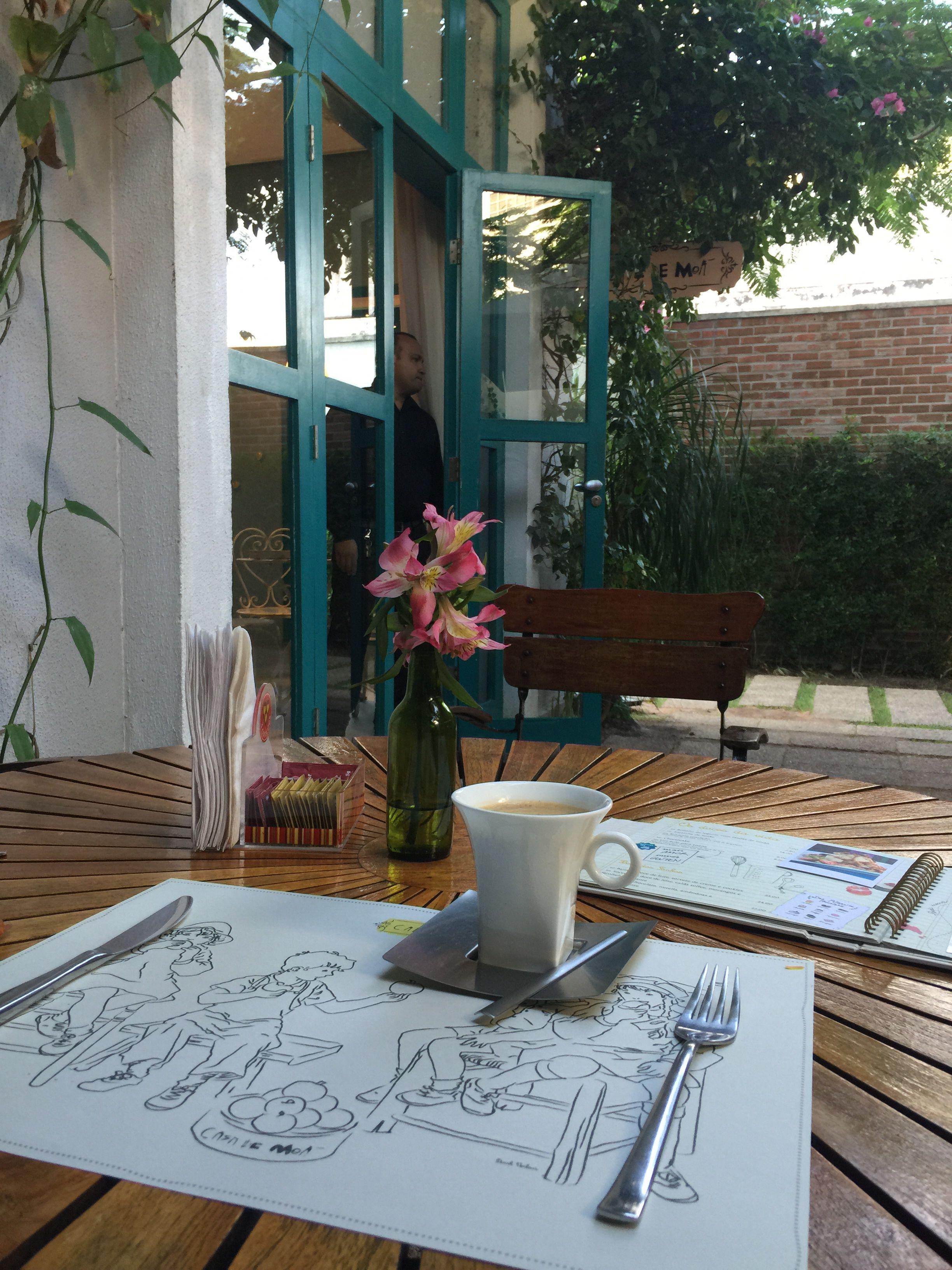 Café  Casa de Moá