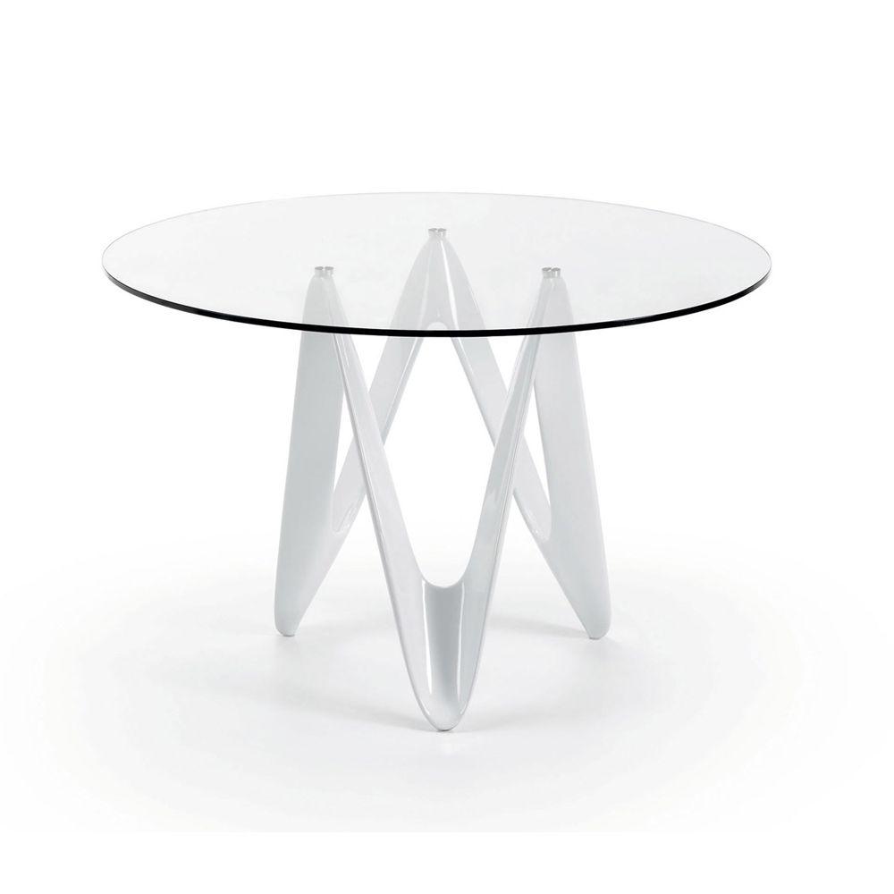 Runden Glastisch Modernes Design Lapo Wohnzimmertische Design Tisch Beistelltische