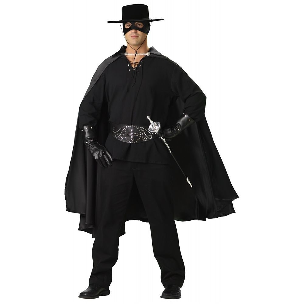 menu0027s bandido costume black xlarge