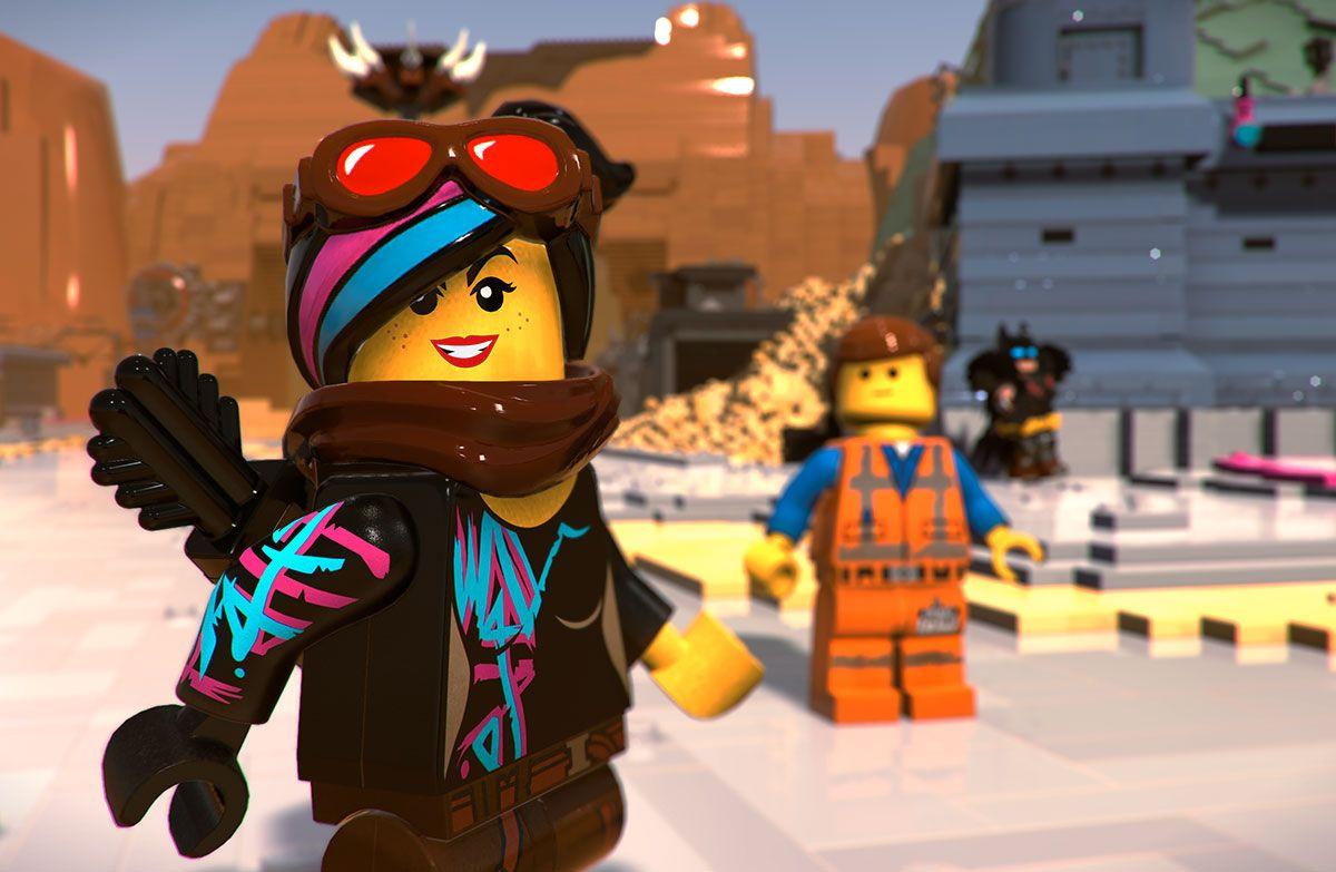 The Lego Movie 2 Videogame Ad Sponsored Lego Movie