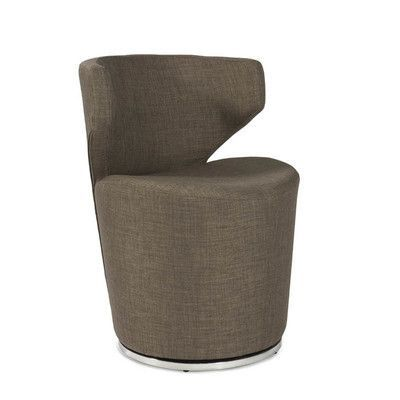 Amazing Mercury Row Barrier Fabric Side Chair Color: