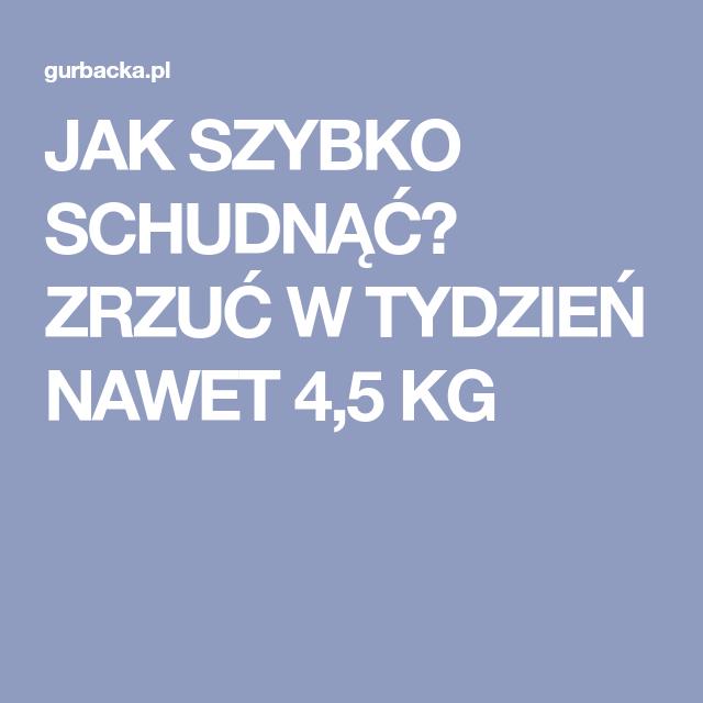 Dieta błyskawiczna - schudnij 5 kg w 7 dni z dietą rotacyjną - Odchudzanie - sunela.eu