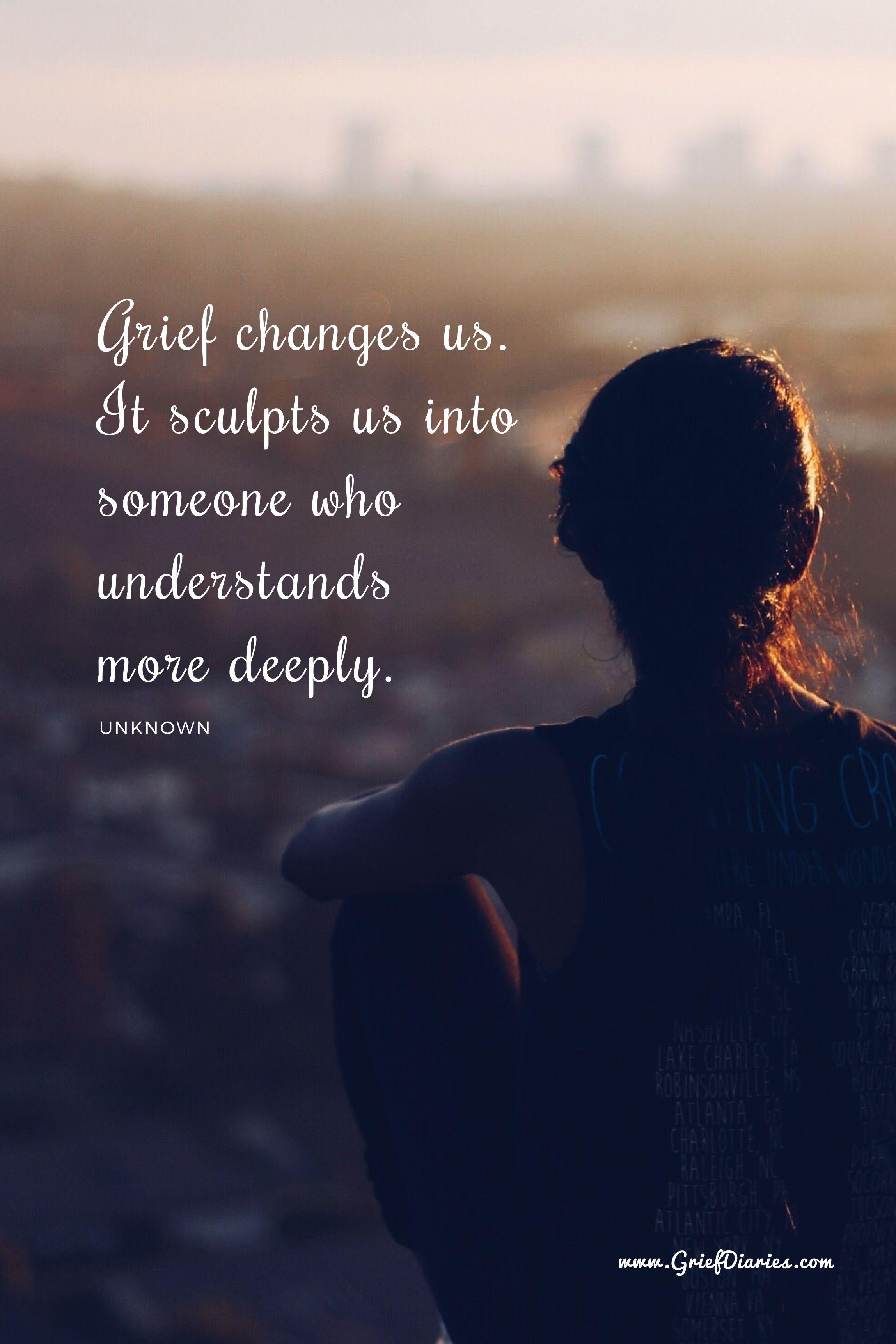 Shared sorrow is half a sorrow join us grief griefdiaries hope