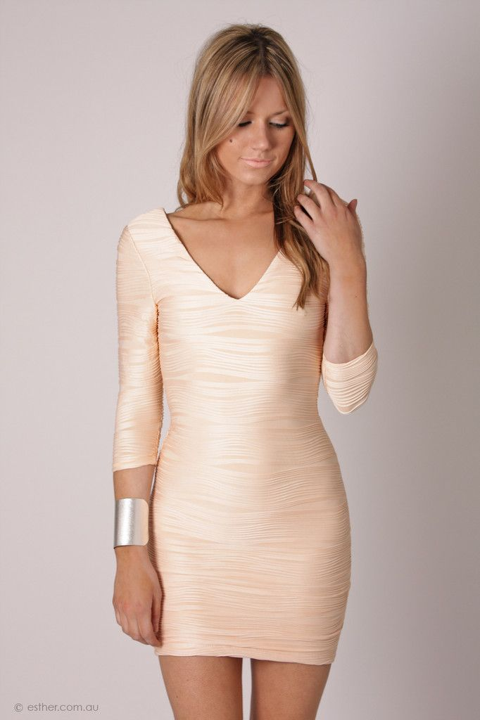 Sydney cocktail dress - light peach | Inspiration: Great Dresses ...