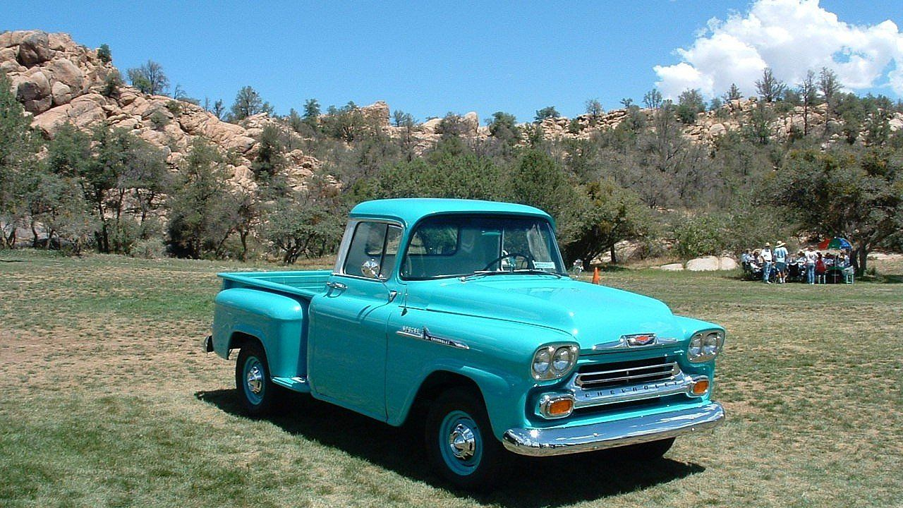 1958 Chevrolet Apache for sale near Buckeye, Arizona 85396 ...