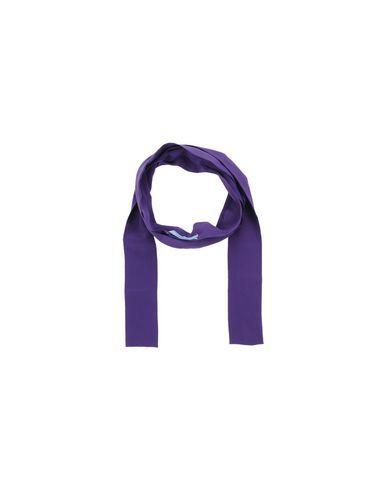 PRADA Women's Oblong scarf Purple -- --