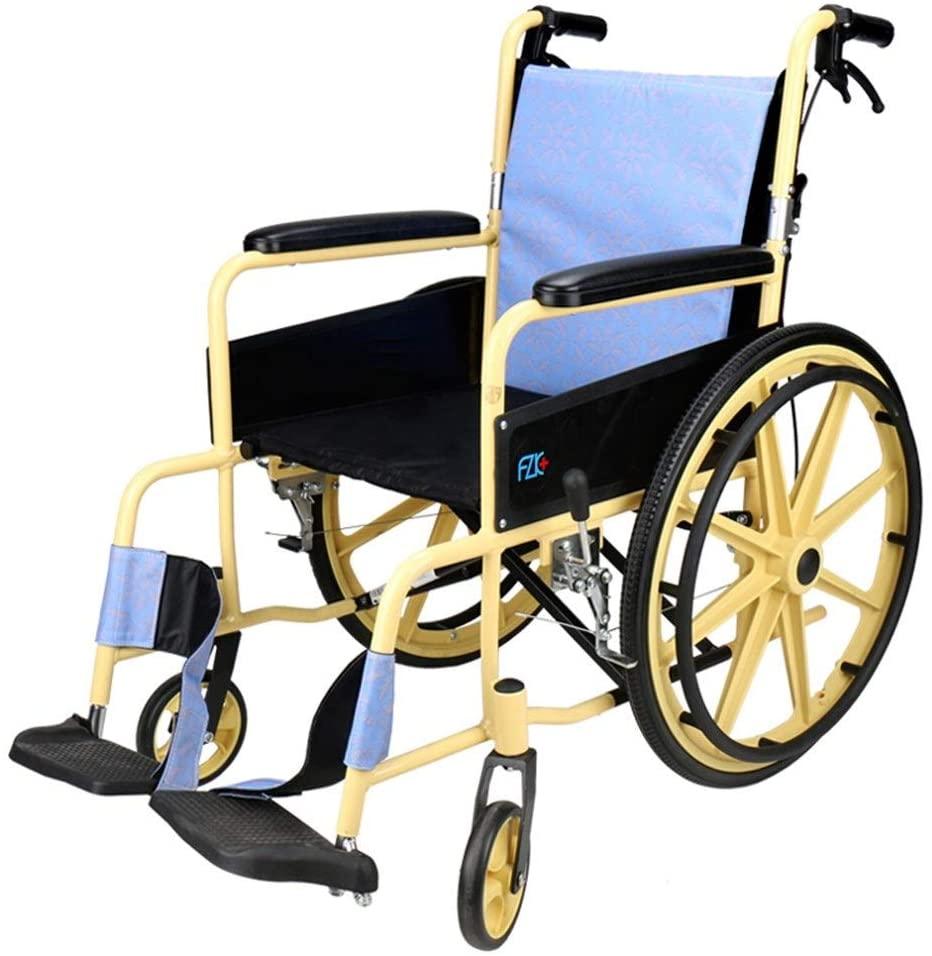 Amazon Com Wheelchair Medical Equipment Lightweight Aluminium Self Propel With Handbrakes And Removable Footrests Medical Equipment Wheelchair Travel Comfort