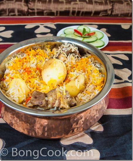 Kolkata mutton biriyani rice specials pinterest kolkata kolkata mutton biriyani biryanikolkataindian recipesbengali forumfinder Choice Image