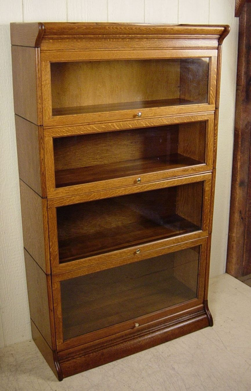 Barrister Bookcase With Glass Doors Contemporary Home Office Furniture Check More At