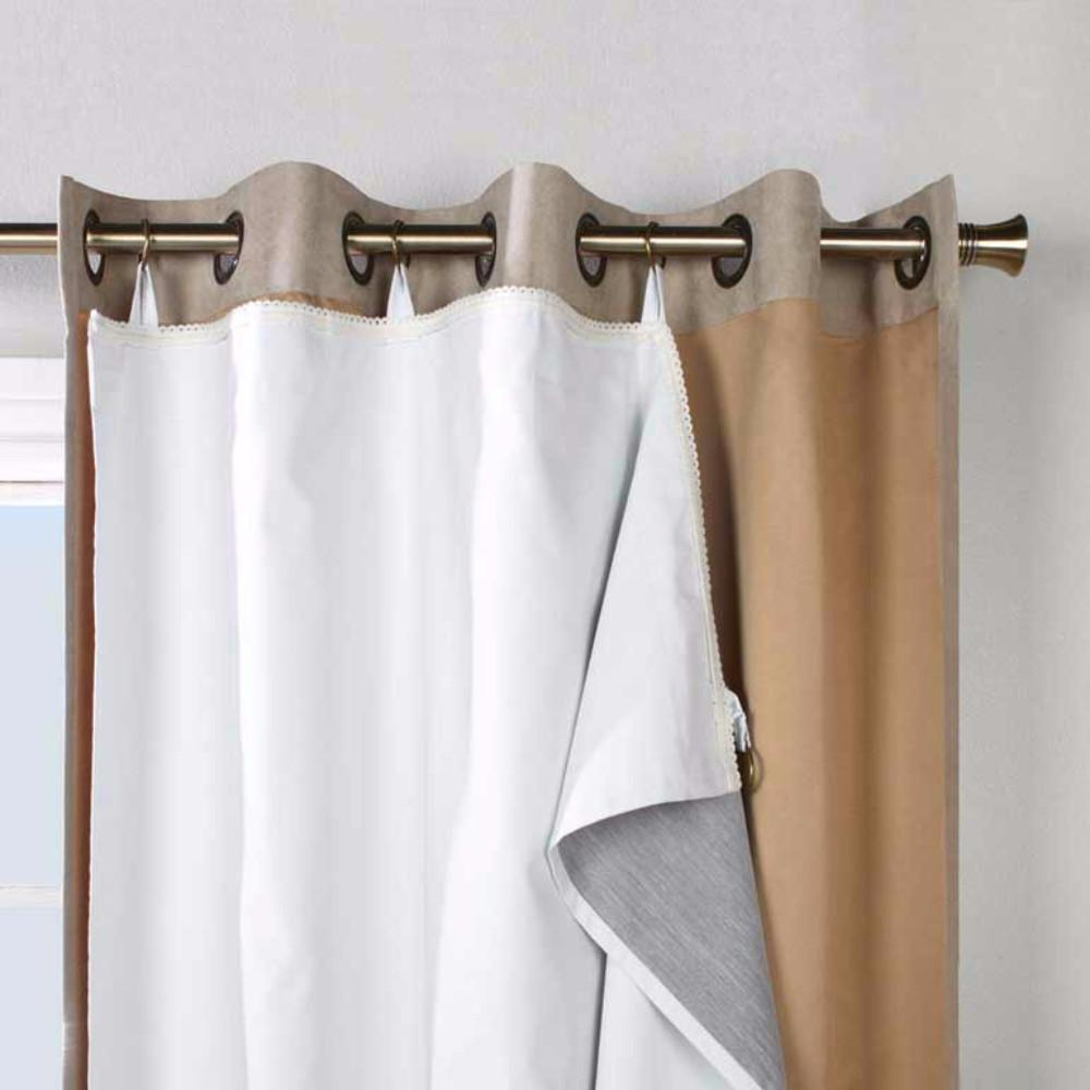 Thermalogic Ultimate Liner For Grommet Top Panels Insulated Blackout Curtains Curtains Thermal Curtains
