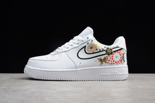 Nike Air Force 1 Low Lunar New Year LNY Fireworks Florals W