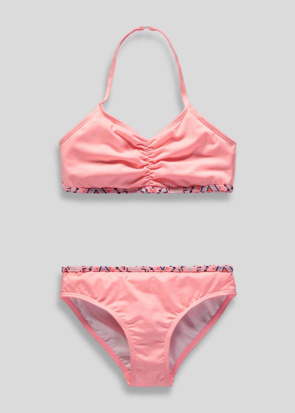 37c6744e98 Girls 3 Piece Bikini Set (4-13yrs) | scarlett | Bikini set, Bikinis ...