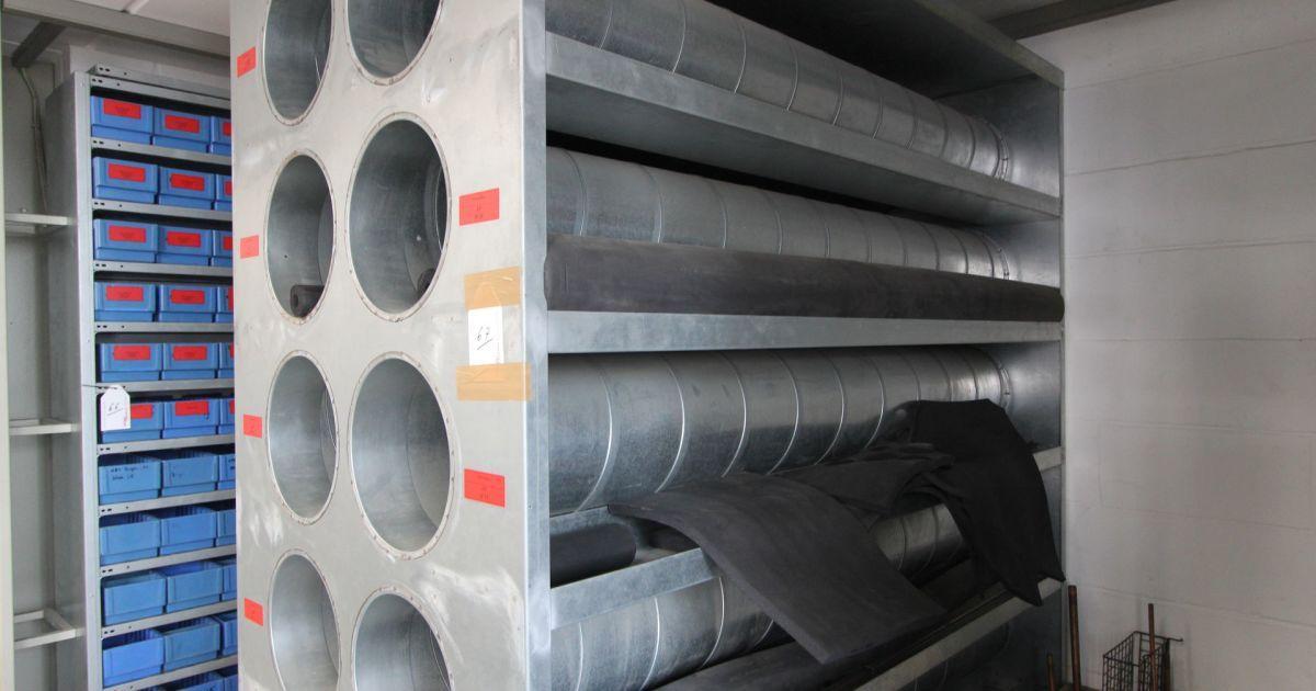 Buy used Material Storage from 60.00 € ✓ Location: DE ✓ Bid now ▻ Surplex.com