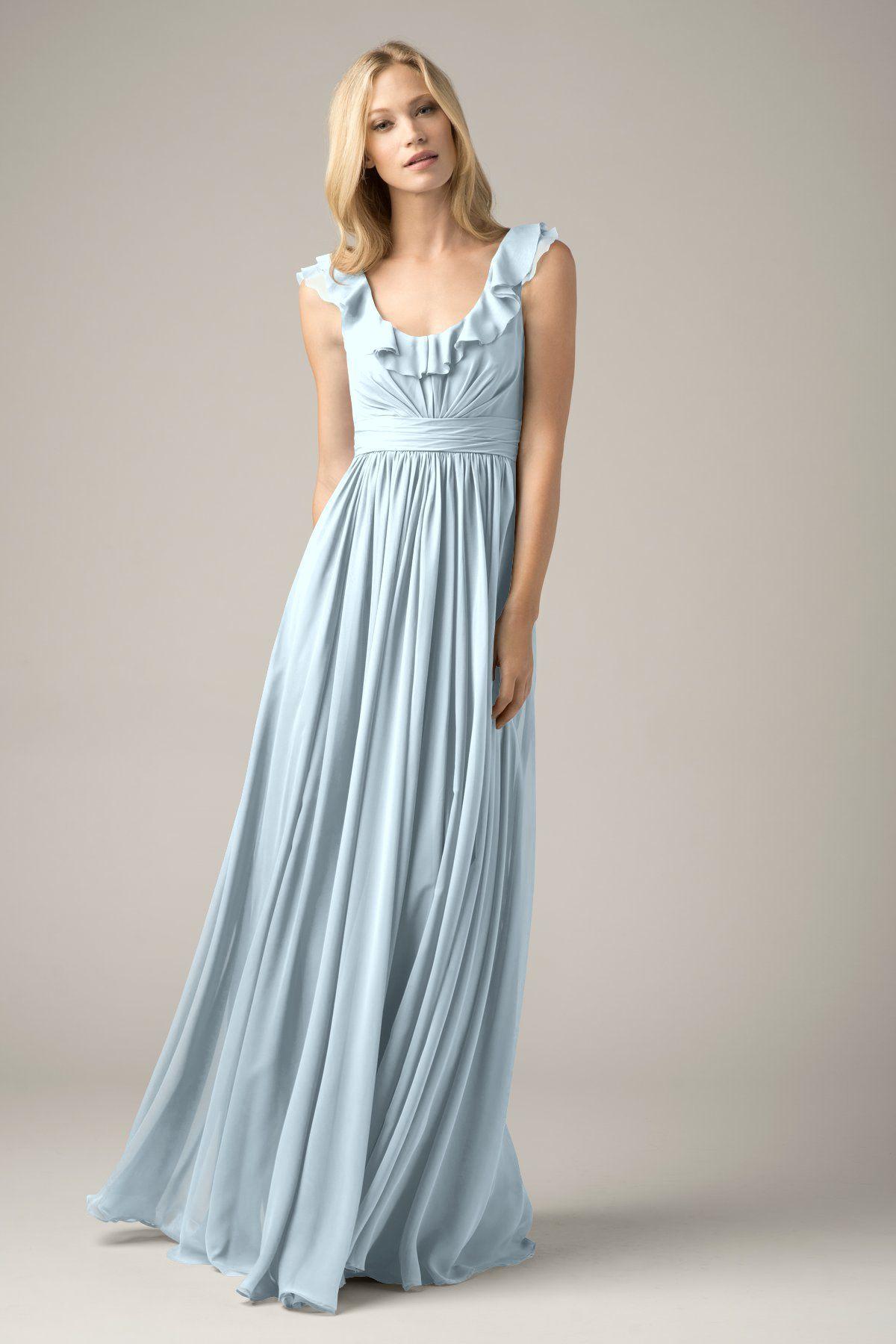 Shop Wtoo Bridesmaid Dress 808 in Crystal Chiffon at