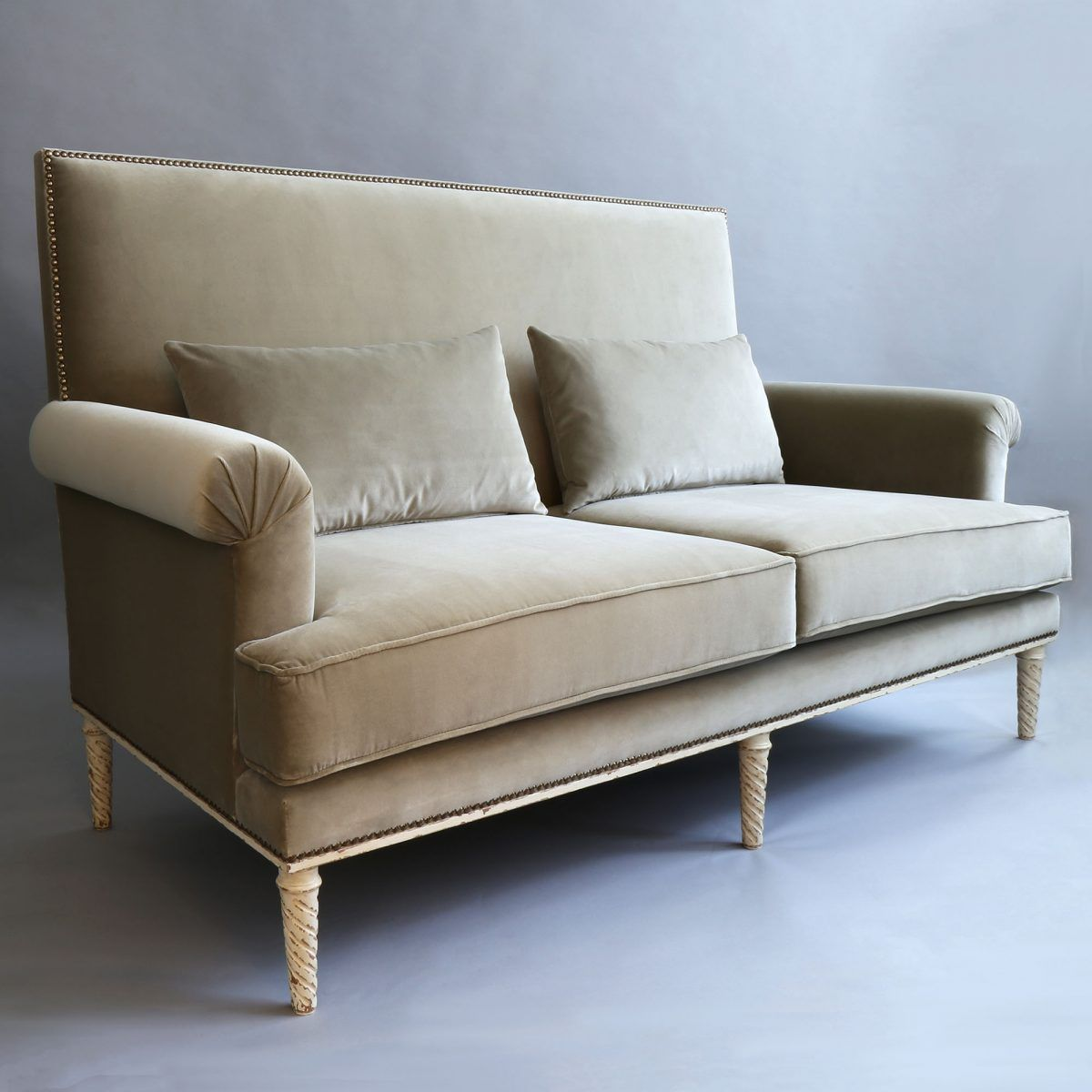 Jansen Sofa Three Seater Sofa Sofa Love Seat