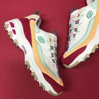 asesino Rareza brazo  Eshoes (@eshoesdirect) • Instagram photos and videos #skechers #dlites  #90's #retro #style #fashion #chunkytrainers | Sneaker lovers, Skechers,  Sneakers