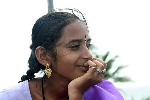 Dreaming (Goa, India, 2006)