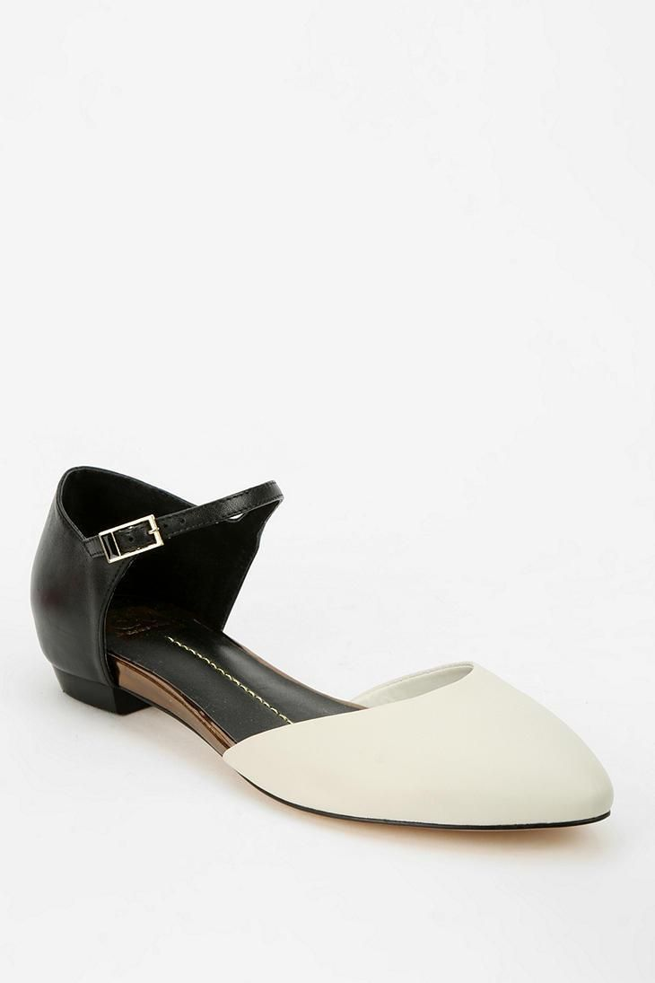 Dolce Vita Leonie D'Orsay Flat #urbanoutfitters