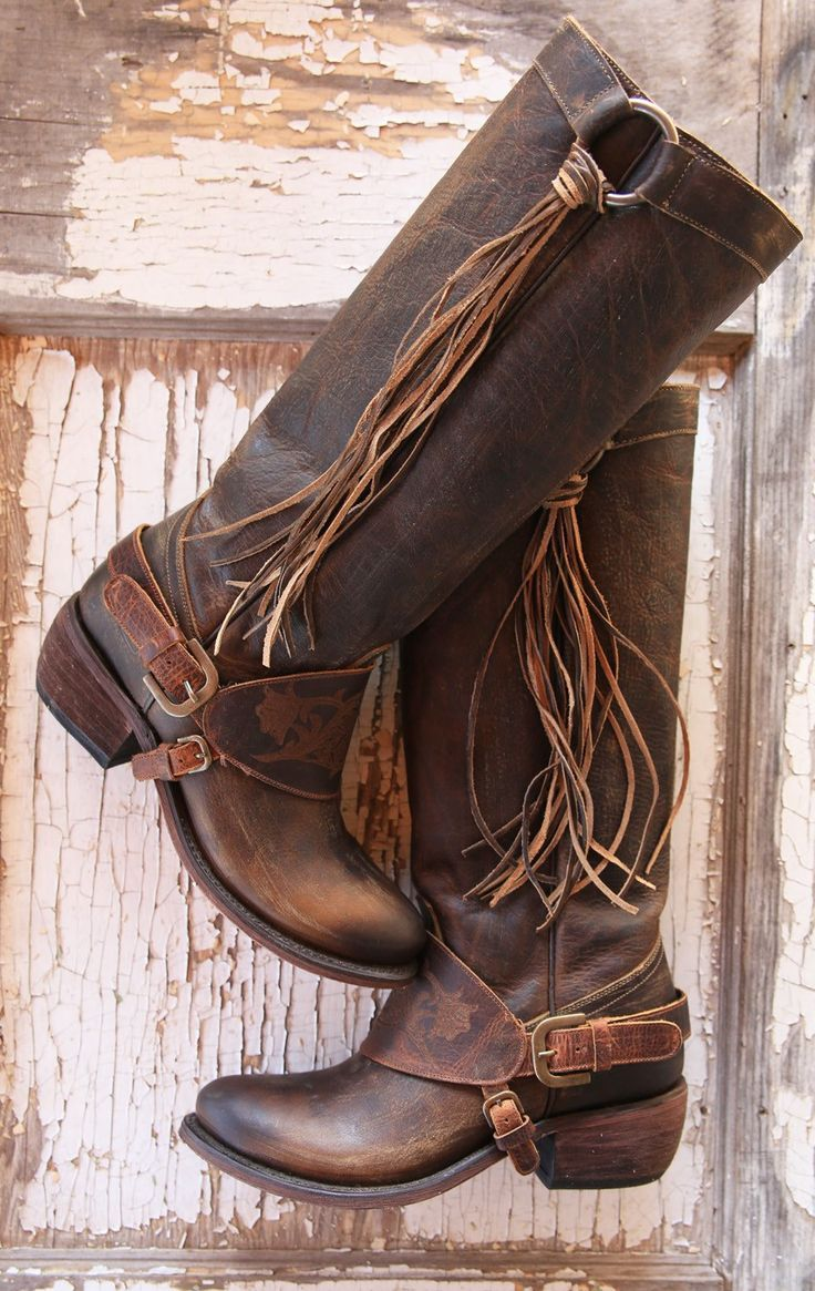 Fall Boots Collection The Southbound Boot Chocolate Brown Vintage Boots Chunky Heels Boots Boots