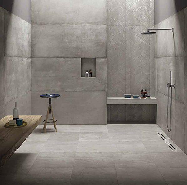 tegels: Prima Materia Cemento 60x60/80x180/60x120 by Kronos ...
