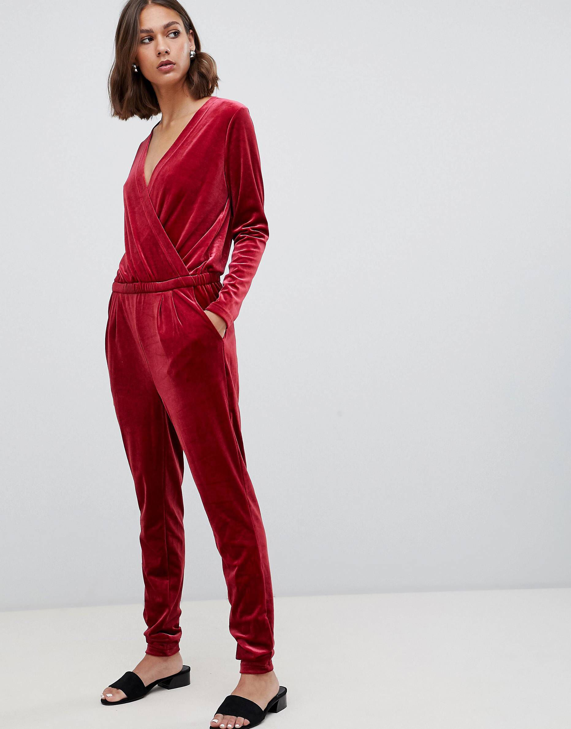 b young jumpsuit