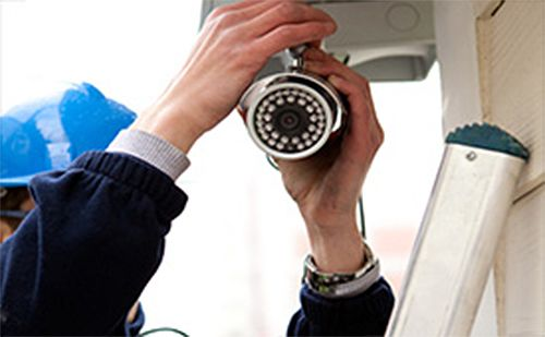 Wiring Security Cameras At Home