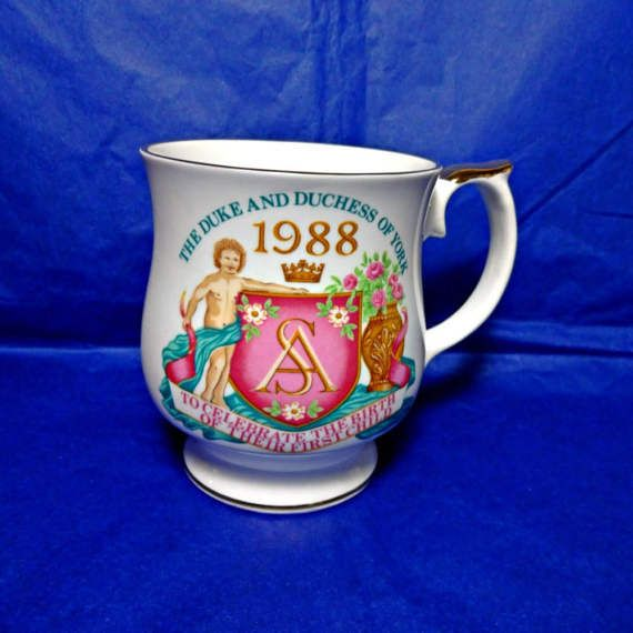 Princess Beatrice Of York, Royal Birth, Commemorative Mug