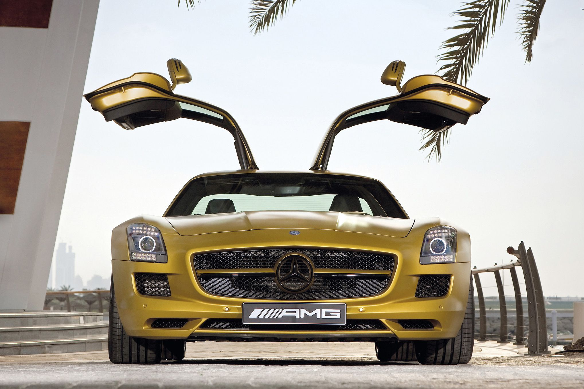Americas most expensive cars mercedes benz sls amg