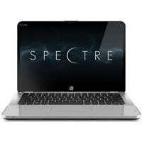 HP ENVY 14-3010NR Spectre 14-Inch Ultrabook (Silver/Black) 2nd generation Intel Core i5-2467M (1.6 GHz)   Intel HD Graphics 3000. 4 GB SDRAM. 128GB mSATA solid-state drive. 14-Inch Screen, Intel HD Graphics 3000. Windows 7 Home Premium 64-bit, 9.5 hours Battery Life.