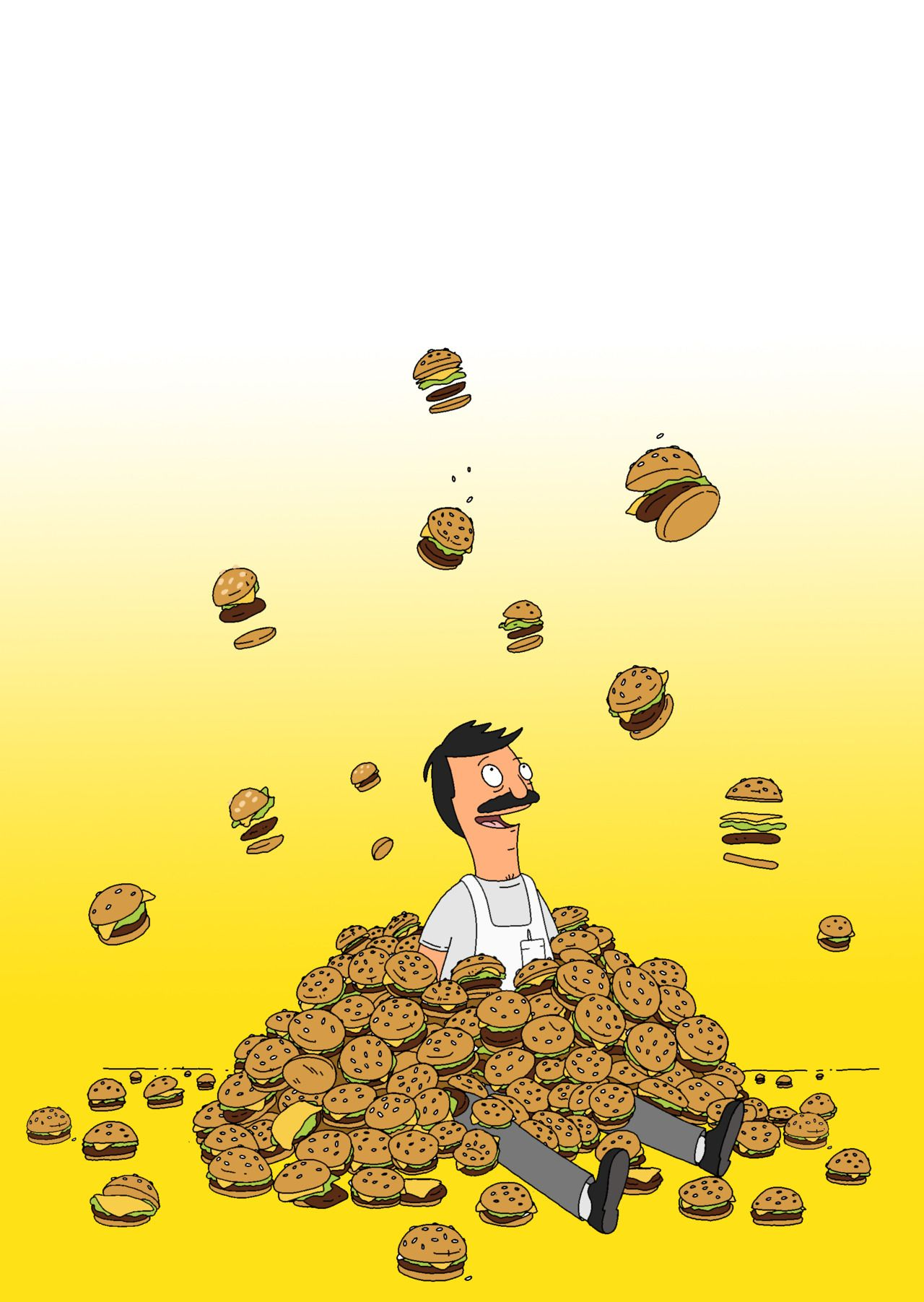 more devin roth art. enjoy as here at bob's burgers hq we prep for