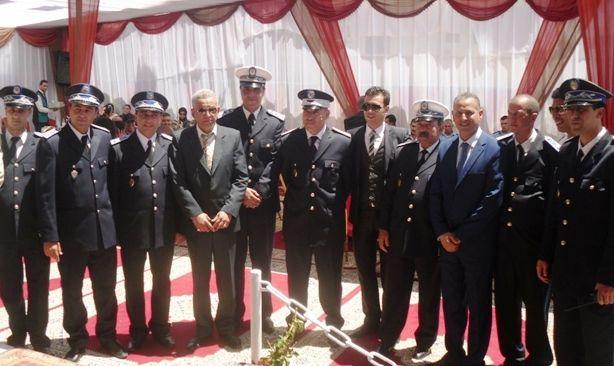 ترقية 38 موظف من رجال الأمن بالقصر الكبير Dresses Academic Dress Fashion