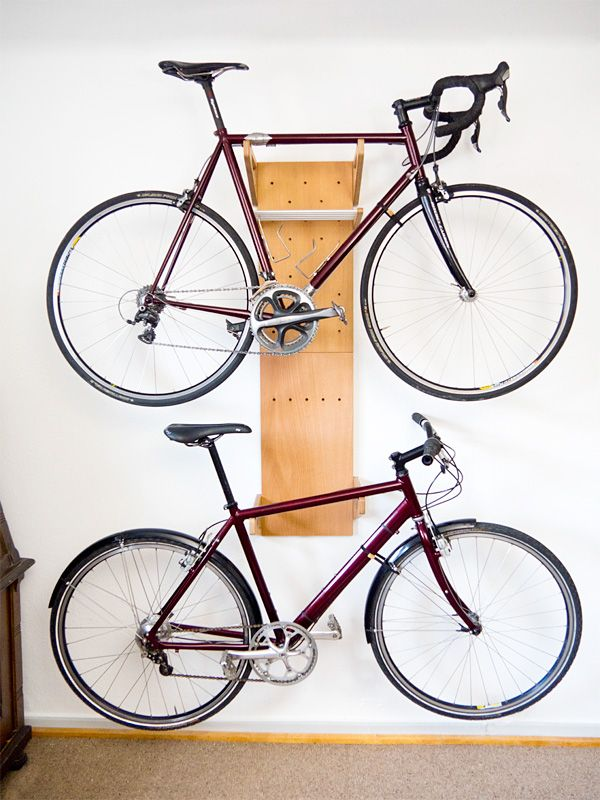 fahrradgarderobe fahrrad wandhalterungen in 2019 bike. Black Bedroom Furniture Sets. Home Design Ideas