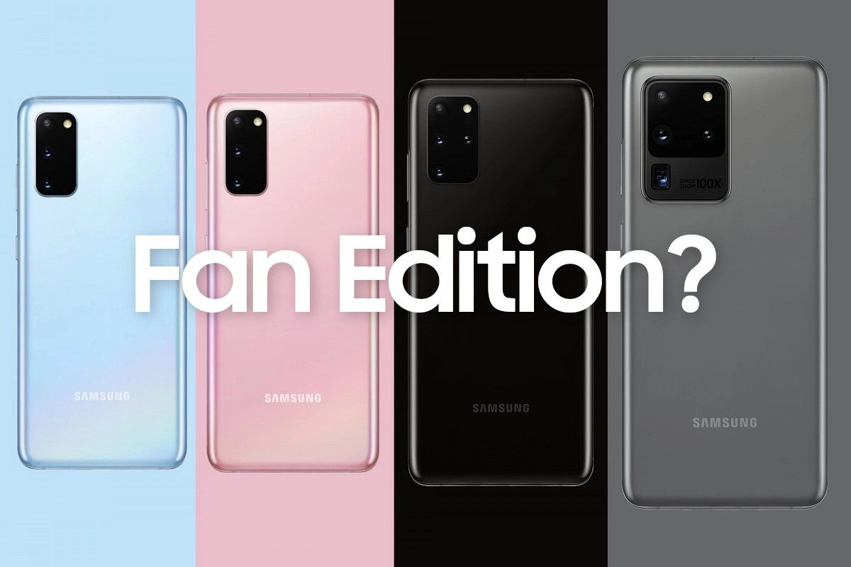 Galaxy S20 Fan Edition Android News City In 2020 Samsung Galaxy Samsung Galaxy