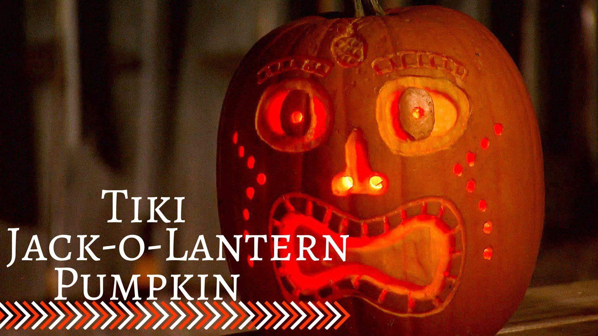 Charmant Maori Carved Halloween Pumpkin   Google Search