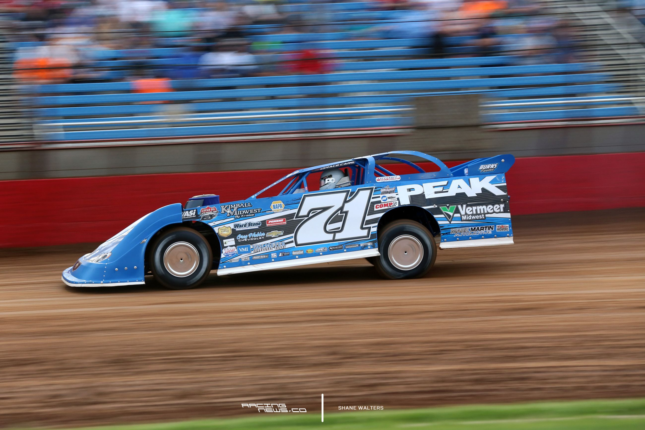 Meet 16 Year Old Lucas Oil Late Model Rookie The New Deal