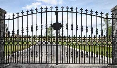 Get Beautiful Fence And Gate Design Ideas Pleasant White Fence Designs Page Gates And Railings Fence Design Wrought Iron Gates