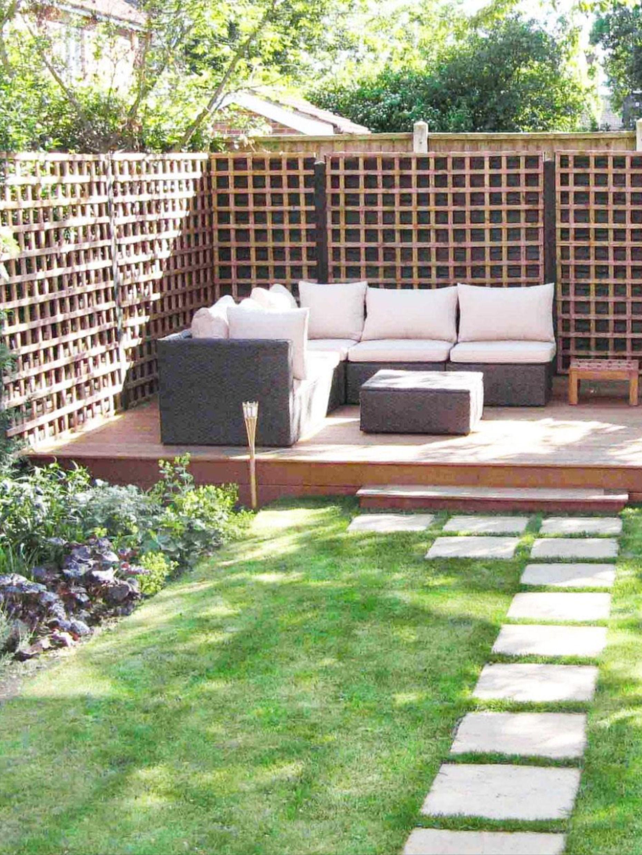 Stylish patio decking design ideas