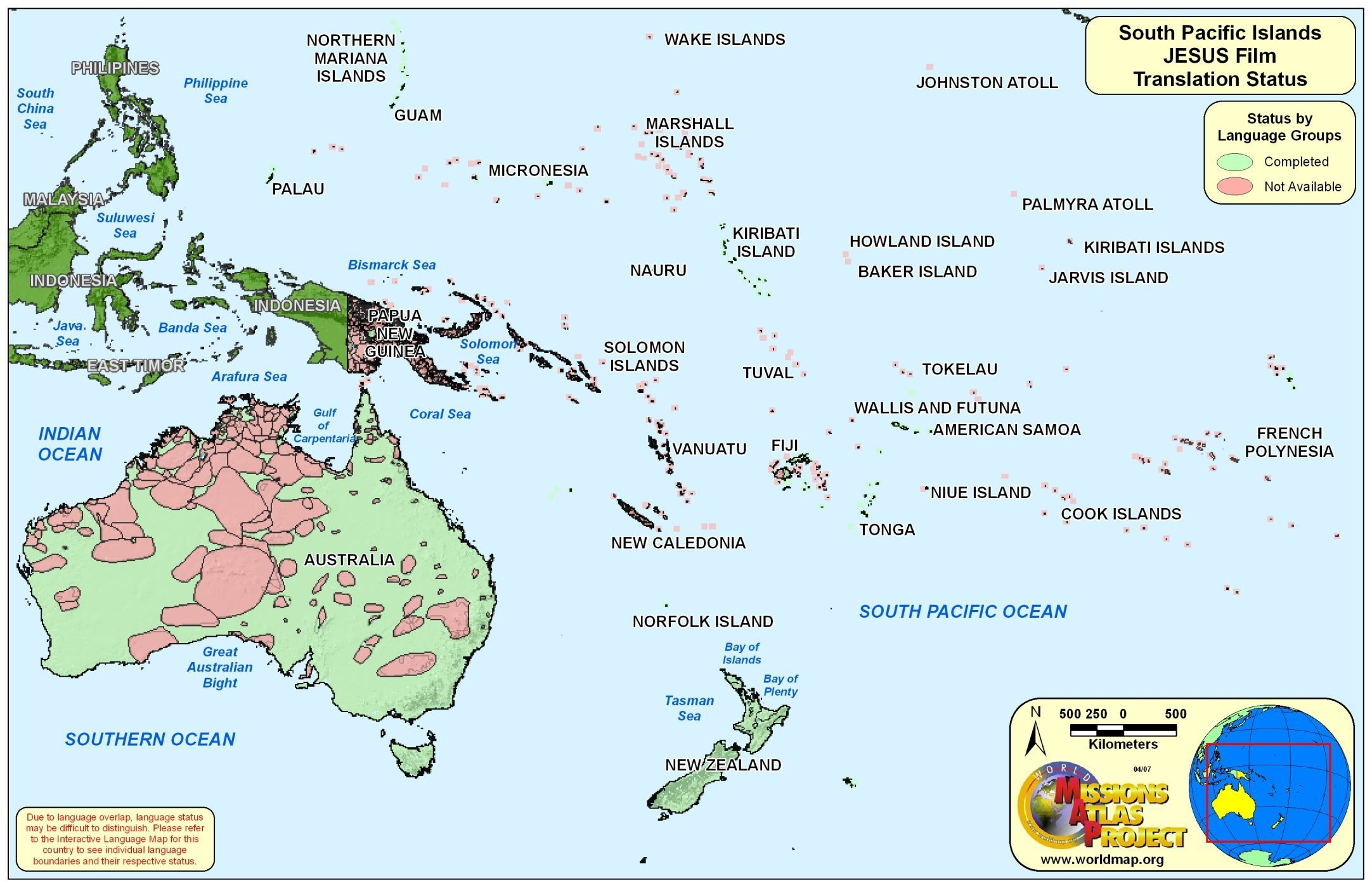 Regional missions status maps south pacific islands pinterest regional missions status maps gumiabroncs Choice Image