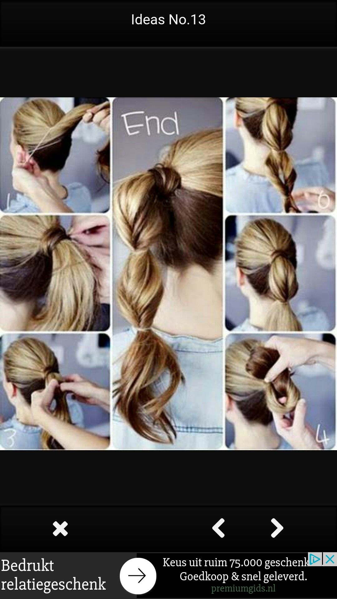 Pin by Katerina T on Hair Cute easy ponytails, Ponytail