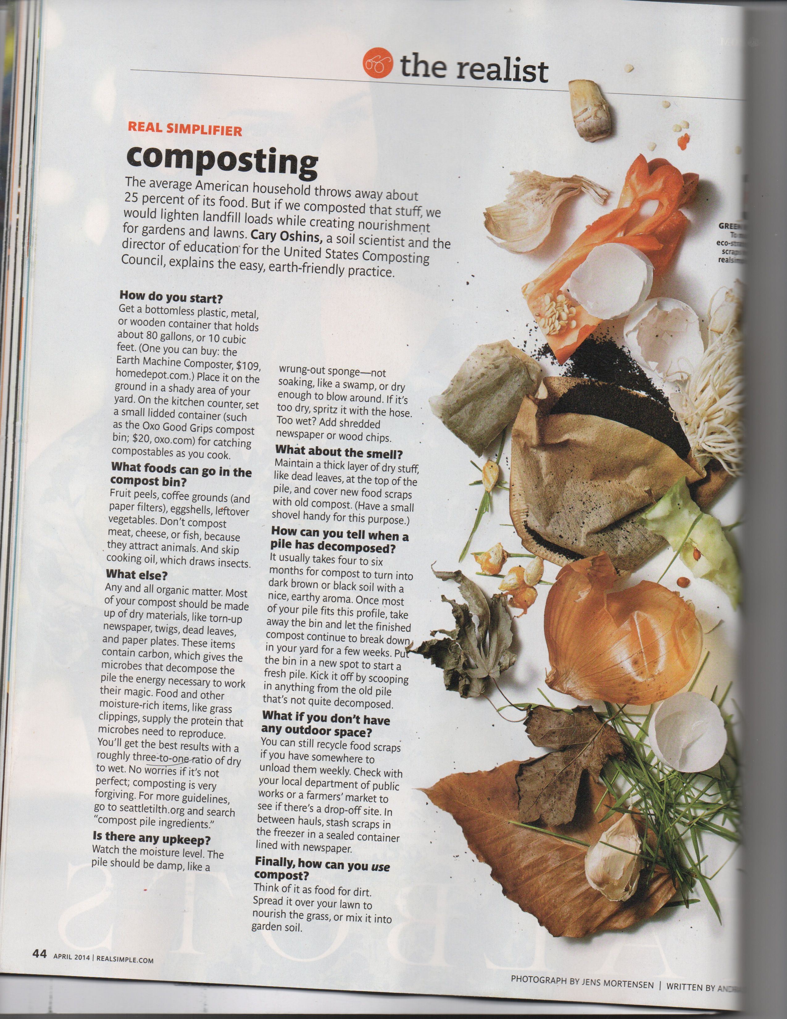 Composting tips to get started