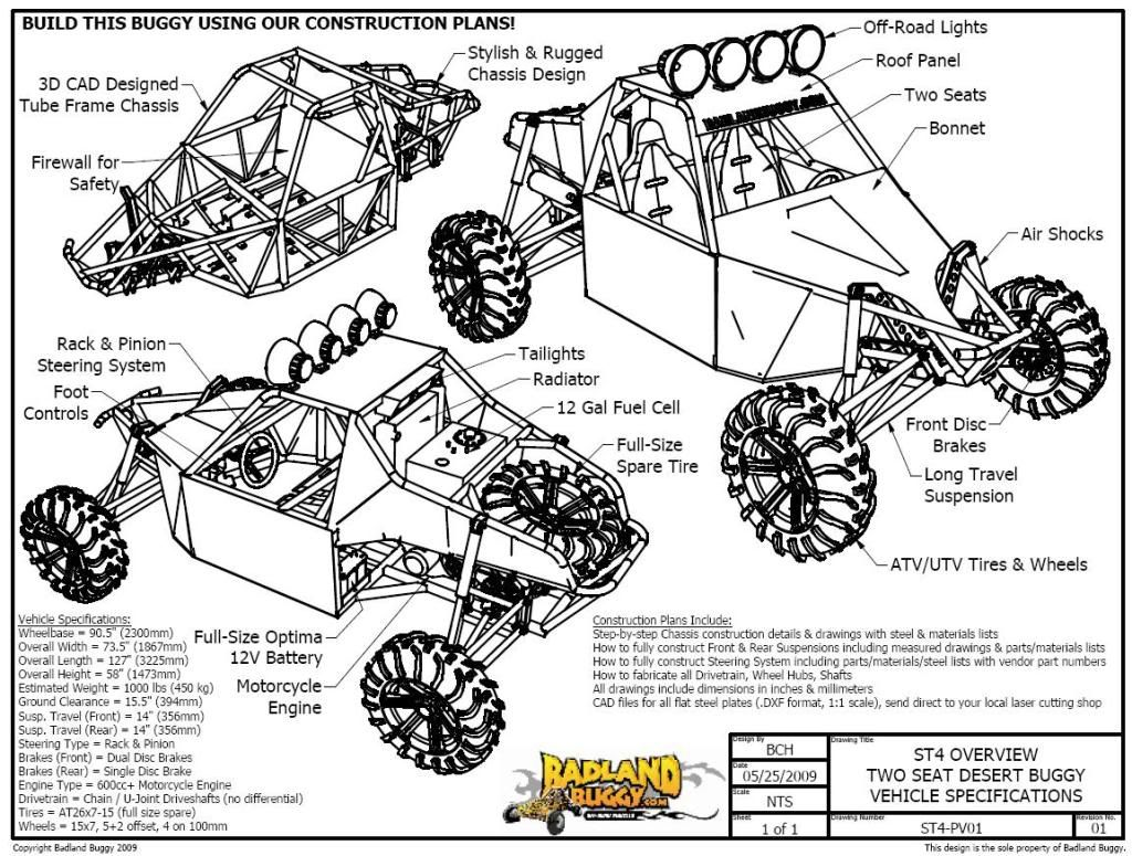 Buggy frame design | Truck & Buggy ideas | Pinterest