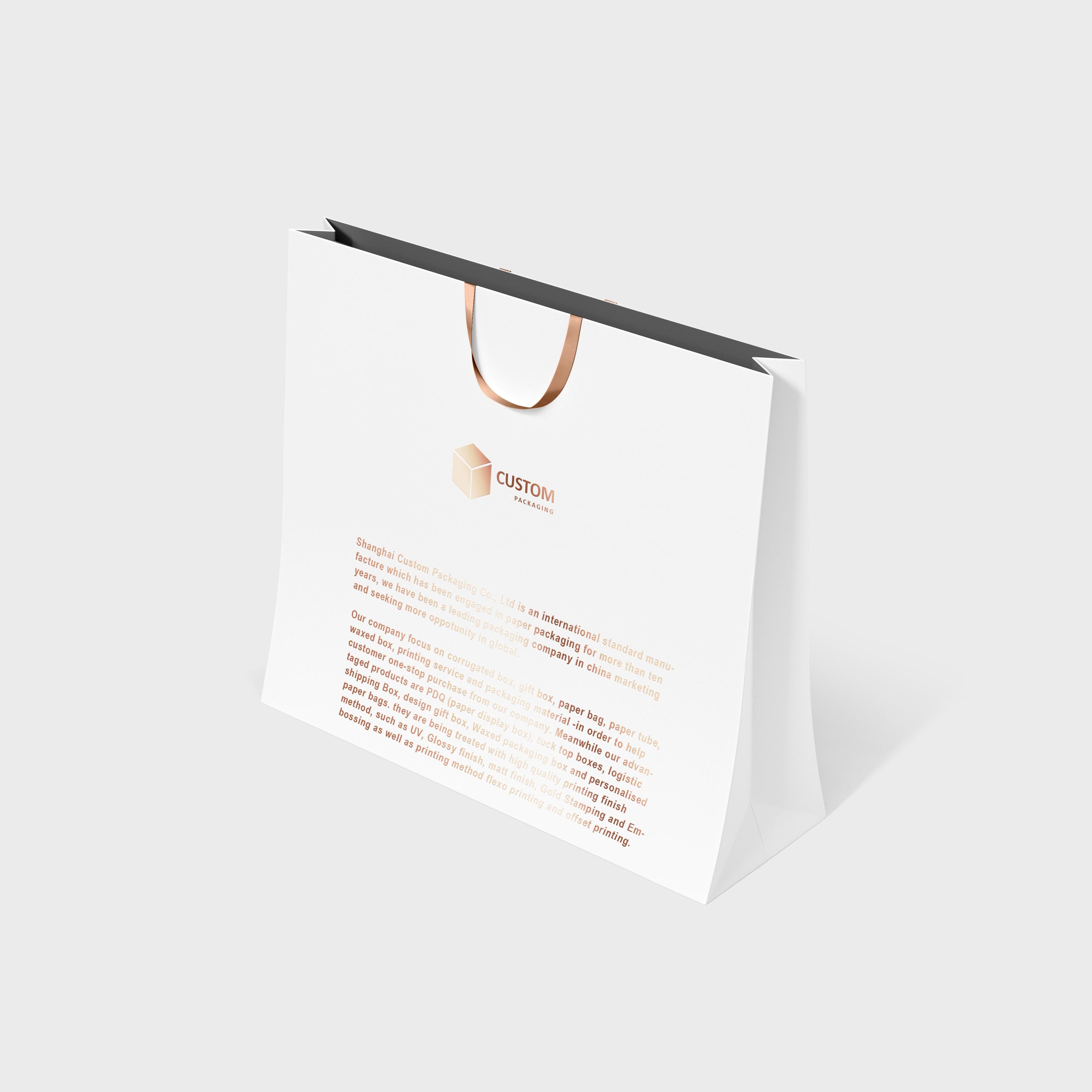 Download 2020 The Best Guide Personalized Paper Bags Printed Paper Bags Print On Paper Bags Luxury Paper Bag Business Card Mock Up