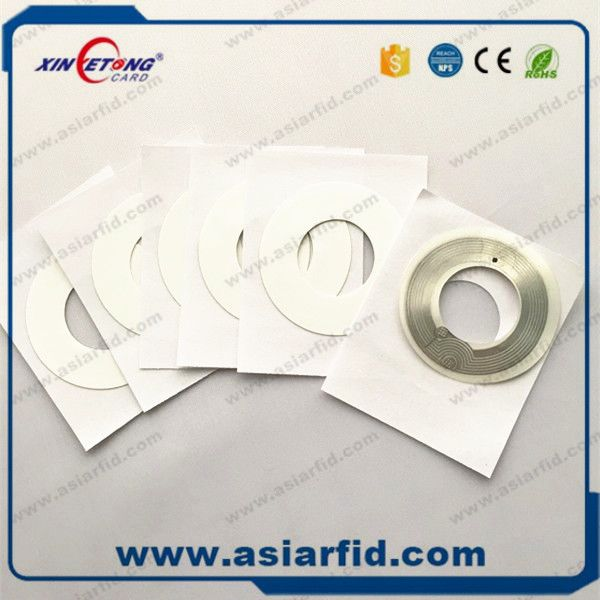 Paper Material ISO 15693 CD RFID Sticker I CODE SLIX RFID CD Label - cd label