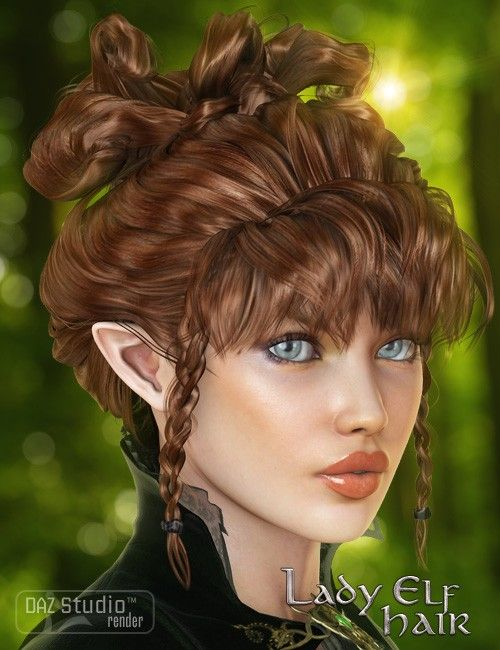 elf pictures and images | Lady Elf Hair
