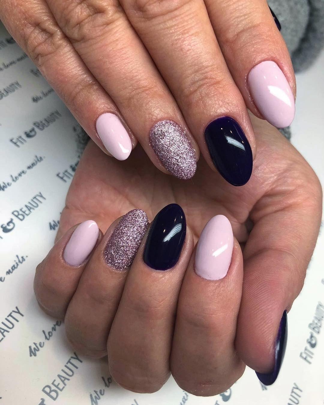 Paznokcie Nails Manicure Paznokciehybrydowe Hybryda Nailart