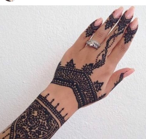 Henna Designs for Marriages !! Bridal henna design